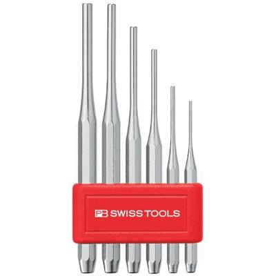 PB Swiss Tools PB 755.3 YG Parallel Pin Punch Octagonal Shaft Green 3mm